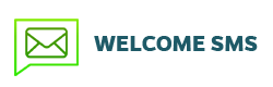 Welcome SMS logo